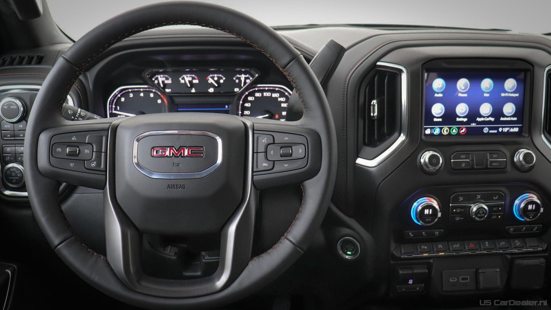 Luxe cockpit