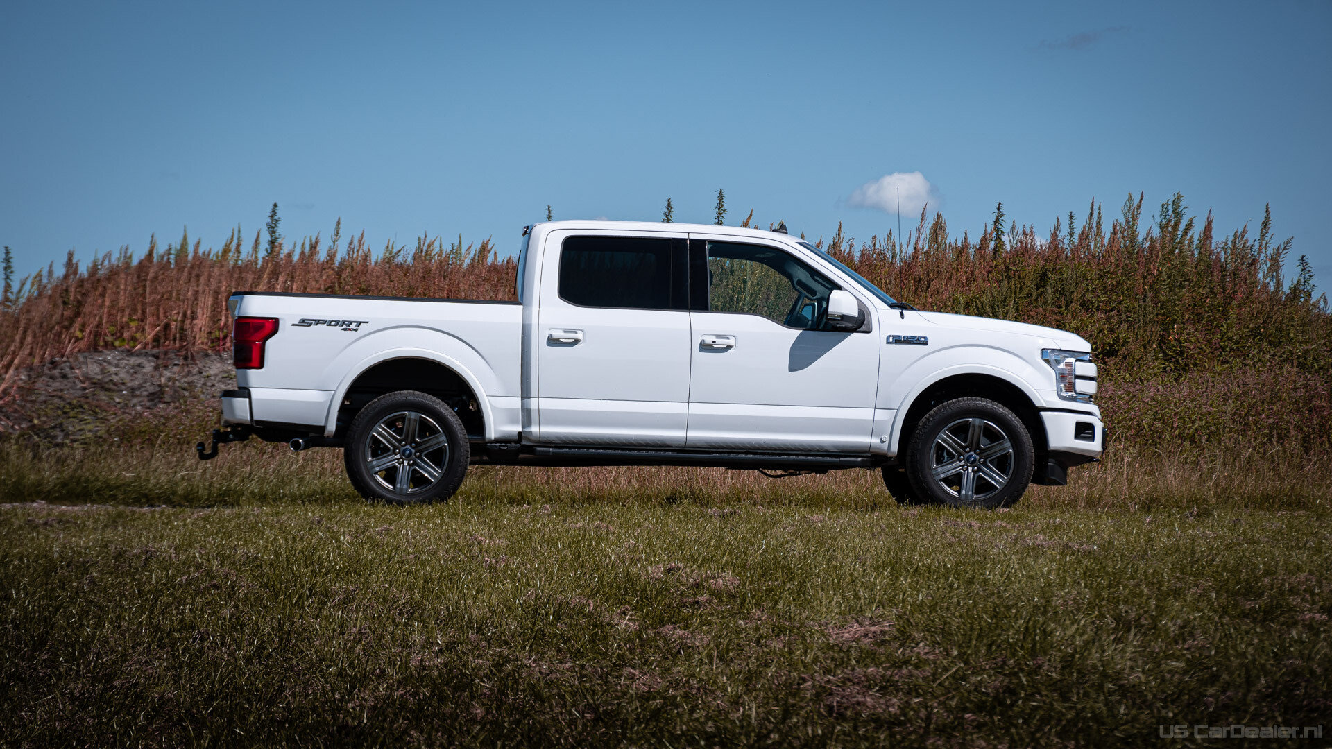 Ford F-150 Lariat Sport SuperCrew
