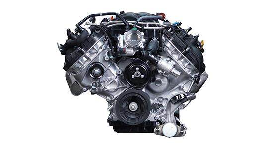 Ford F-150 Lariat Sport 5.0 V8 Coyote