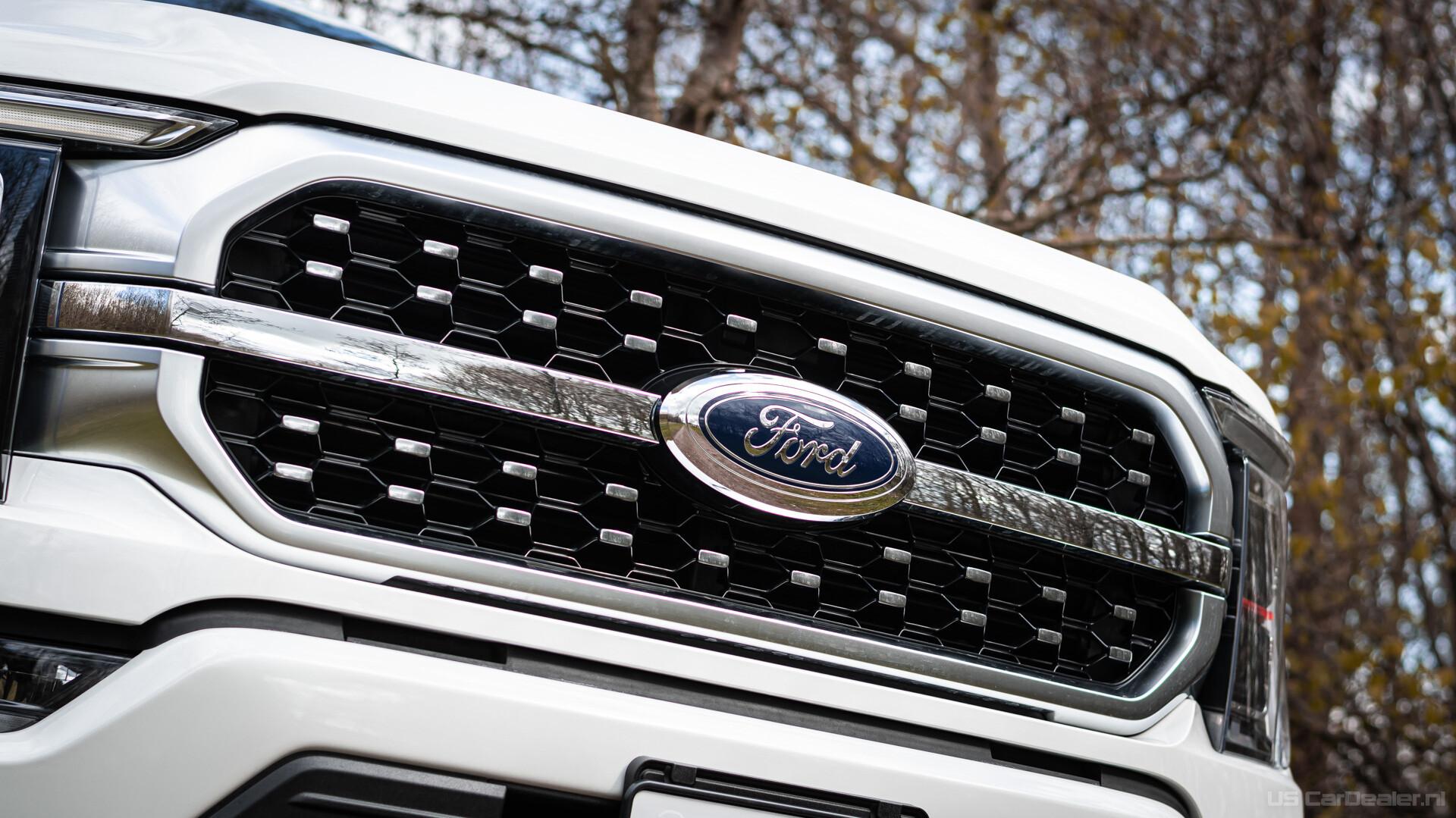 De nieuwe Ford F-150