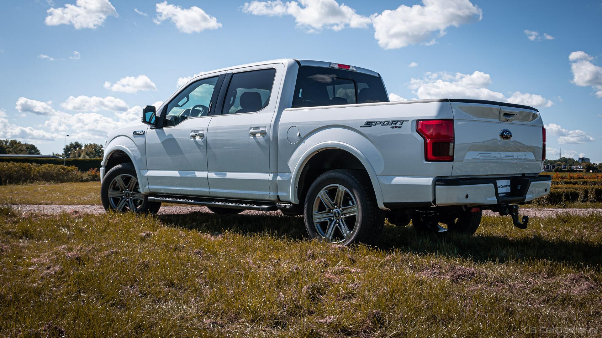 Ford F-150 Aluminium carrosserie