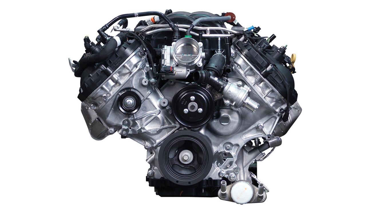 5.0 V8 Coyote