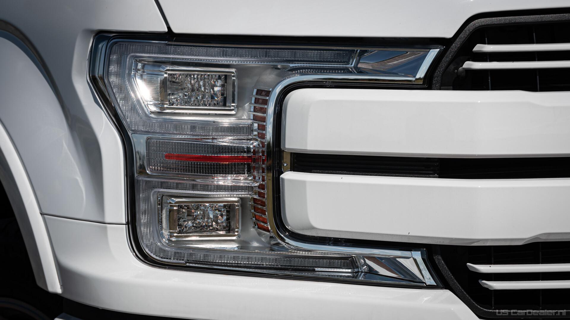 Ford F-150 Lariat Sport LED koplampen